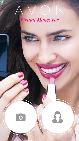 Avon Online Experiences including Mobile and Social Media