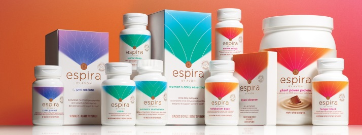 Avon Launches Espira, A New Brand of Health and Wellness Products