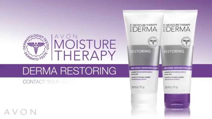 Moisture Therapy Derma Restoring