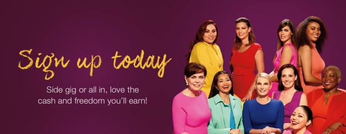 BE AN ‎EMPOWERED BEAUTY BOSS. Side gig and all in, love the cash and freedom you'll earn! Sign up today.