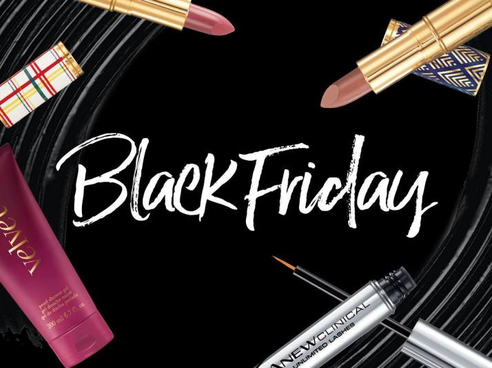 Avon Black Friday. Online and Mobile Experiences.